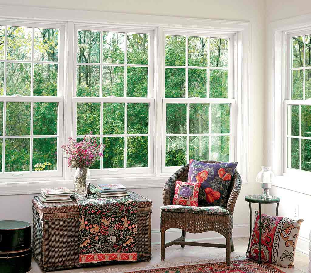 Double hung windows renewal by andersen of central pa for Andersen 400 series casement windows reviews