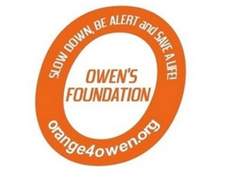 Orange for Owen