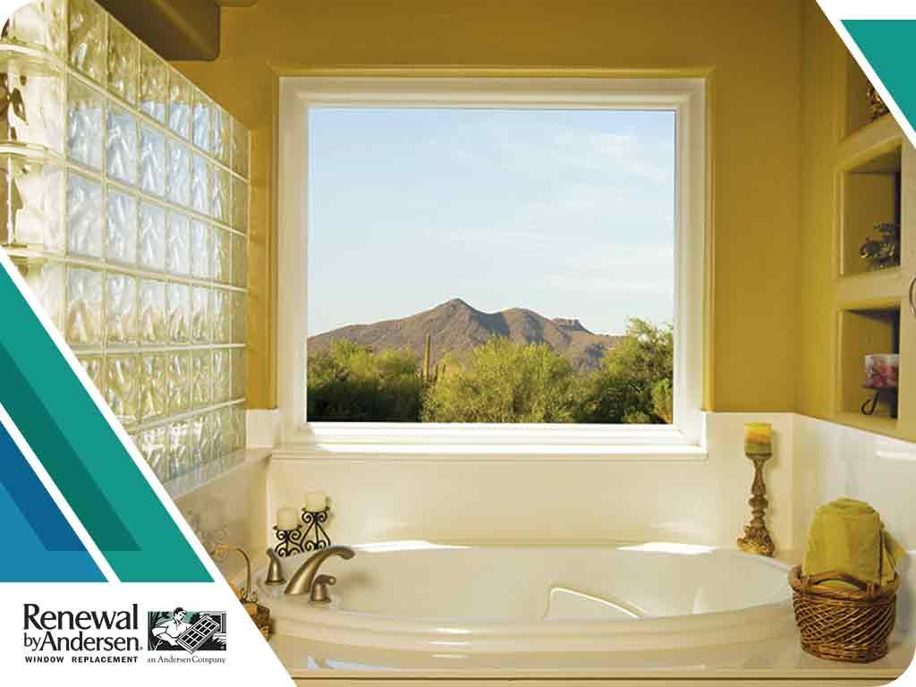 3 Window Styles For Modern Bathrooms